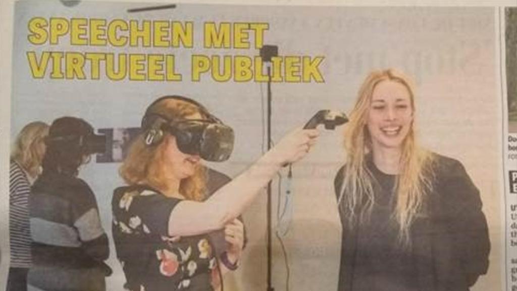 Telegraaf edHUgames @ Utrecht University