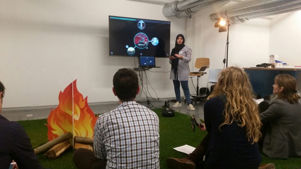Perfect Storm Conference – Campfire Sessions @ Pastoe Fabriek