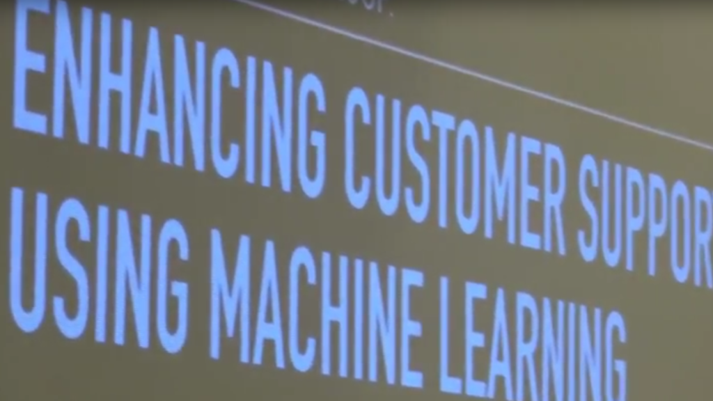 Machine Learning Netherlands @ KPN