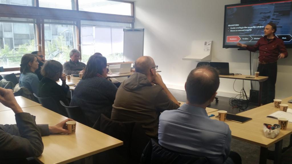 Inspirationsession 'Niet meer stampen, maar ACSI' @ Hogeschool Utrecht