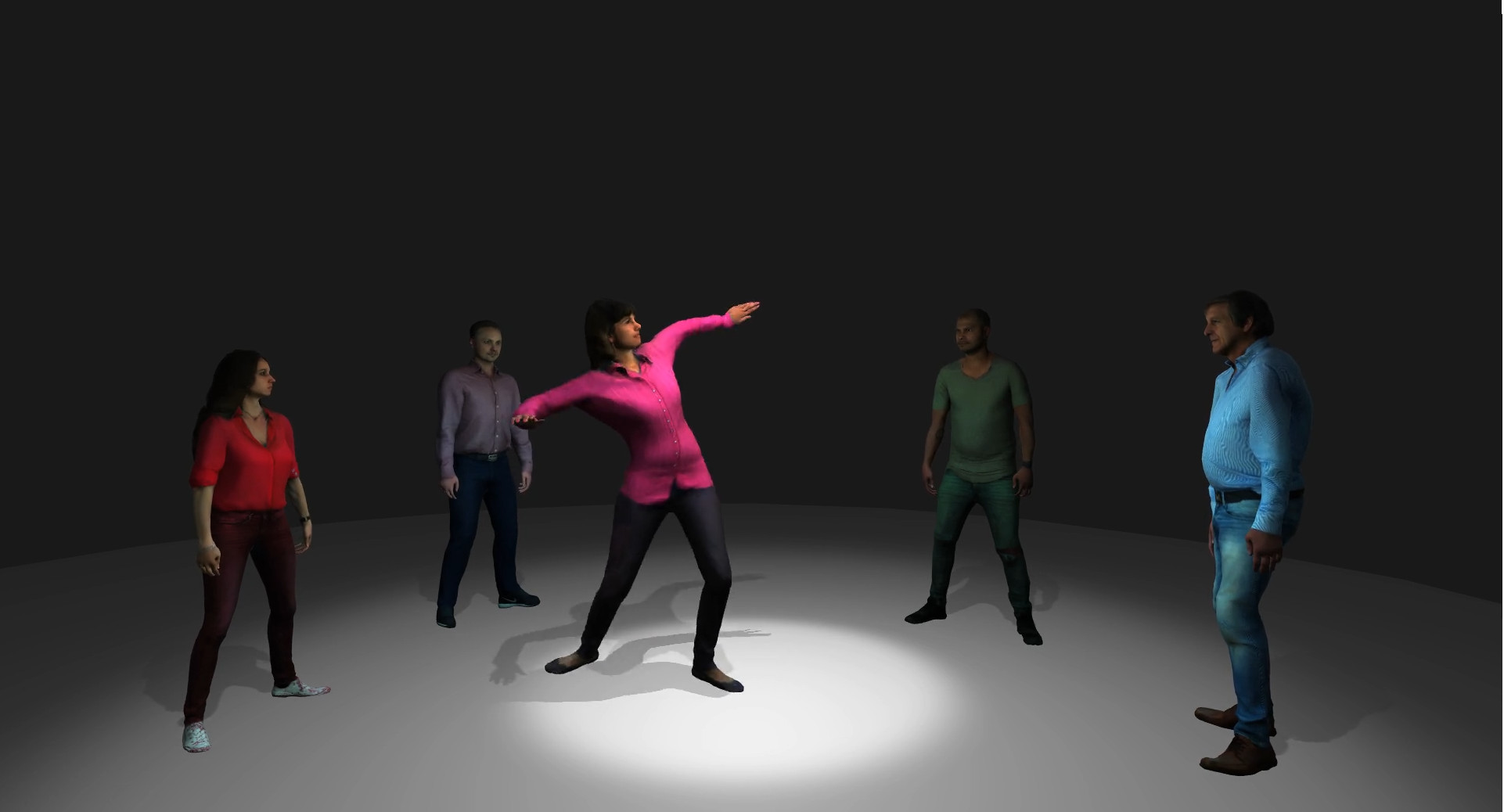 I want a 3d scan for my own avatar – CoVince