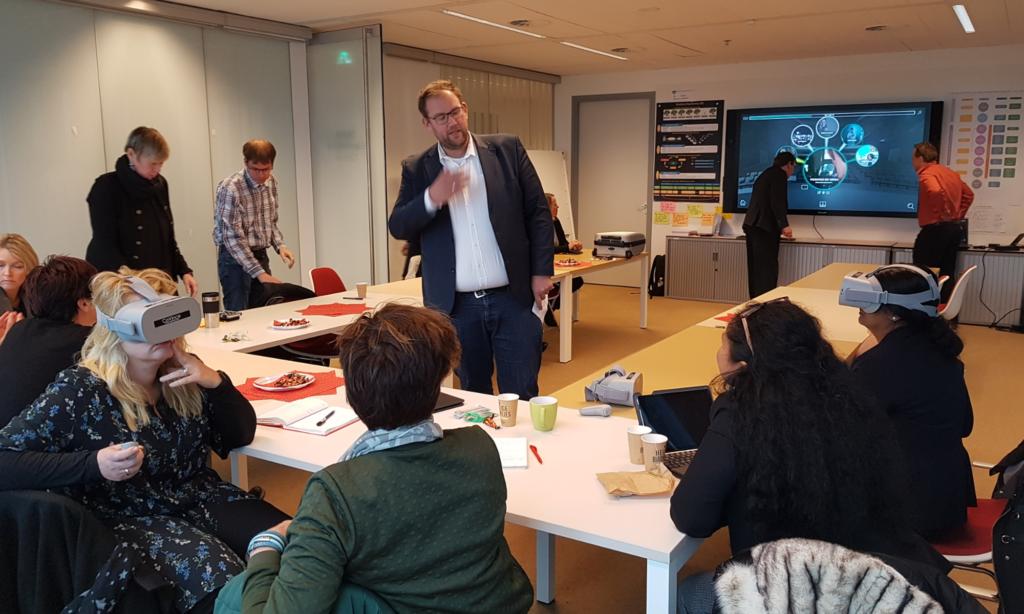 Inspiration Session @Gemeente Rotterdam