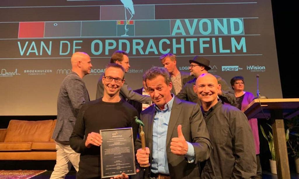 Champion Christiaan! Winnaar van de Groene Reiger – De Leontine van de Stadt Award