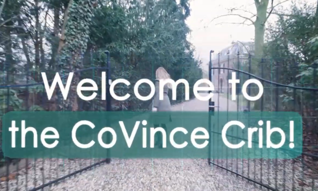 It's office-ial! The CoVince Crib
