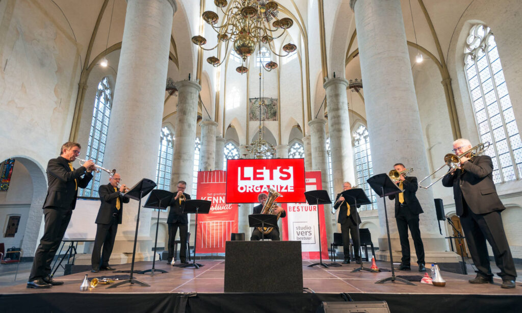 CoVince @ Het Grootste Kennisfestival van Nederland
