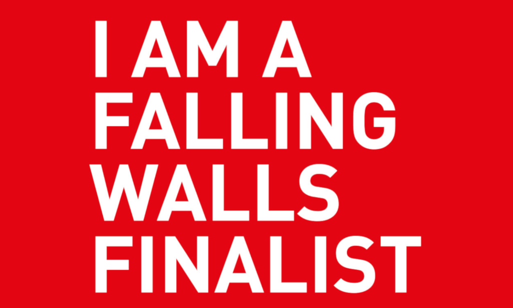 CoVince Platform selected as a Finalist for the Falling Walls Science Breakthroughs 2021