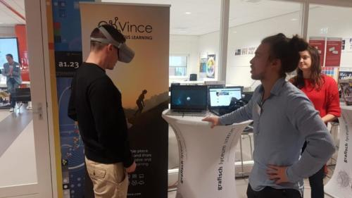 CoVince VR AR